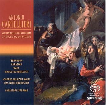 CARTELLIERI, A.C.: Celebre Nativita del Redentore (La) (Spering)