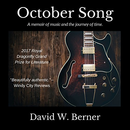 October Song: A Memoir of Music and the Journey of Time audiobook cover art