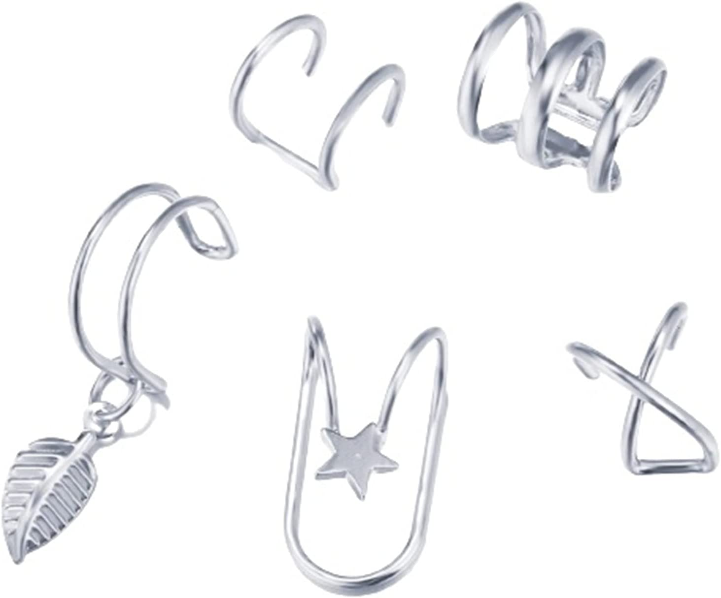 ArtnIndia Gold Ear Jacket Award-winning store Max 51% OFF Earrings Plate Women Real 14K for