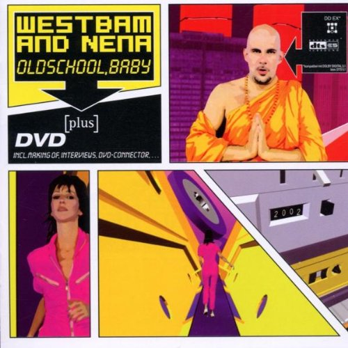 Westbam and Nena - Oldschool, Baby (DVD plus)