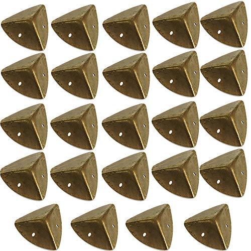 Caja Protectora Latón Vintage, Metal Protector Esquina, For