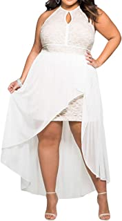 plus size shorts with maxi overlay