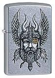 Custom Personalized Viking Warrior Design Windproof Lighter Free Engraving #29871 -  Zippo
