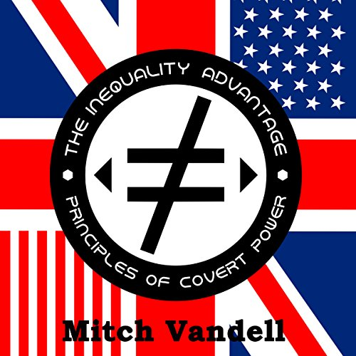 The Inequality Advantage audiobook cover art