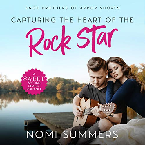 Capturing the Heart of the Rock Star (A Sweet Second Chance Romance) cover art