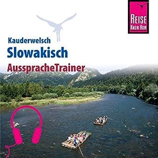 Slowakisch (Reise Know-How Kauderwelsch AusspracheTrainer) Titelbild