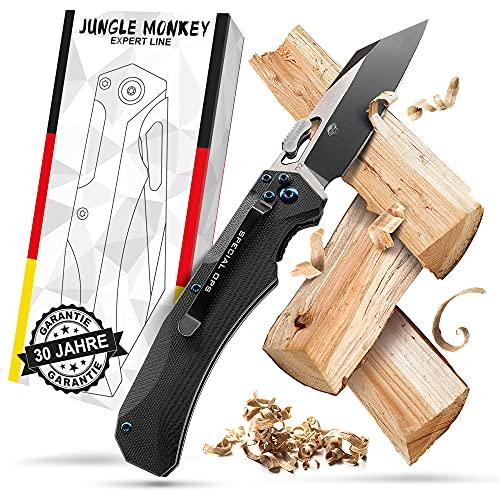 Jungle Monkey Bullhead Klappmesser Bild