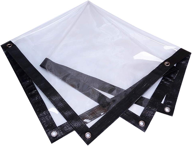 JNYZQ PVC-transparente Plane für Balkon-Isolierungsfilm, Wasserdichte staubdichte Plane Plane Plane Bodenabdeckungen Fachstoff (größe   120  200CM) B07KVSSCRM  Karamell, sanft 3d4fe1