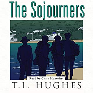 The Sojourners audiobook cover art