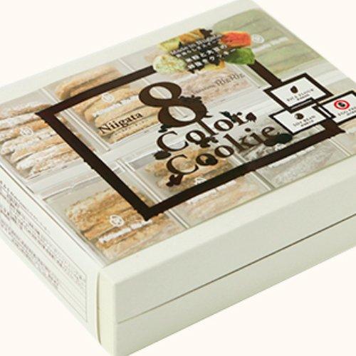 8 color cookie 8種詰め合わせ Patisserie Riz-Riz