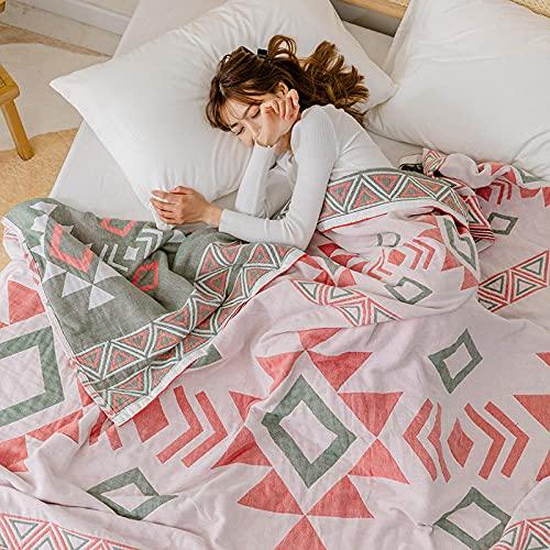 Mantas para Sofa, Mantas para Cama, Manta de Microfibra 100% Supersuave - Fácil De Cuidar- Ligera, Cálida, Cómoda Y Duradera -Tucas - Verde_150 * 200 cm
