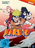 Naruto: Staffel 1 (3 DVDs)