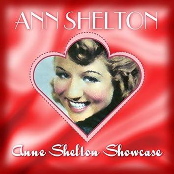 Anne Shelton Showcase