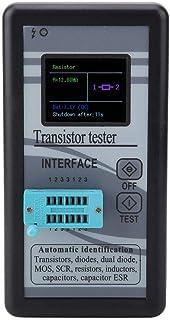 المحاثة المقاوم متر مكثف الترانزستور تستر للكهربائي