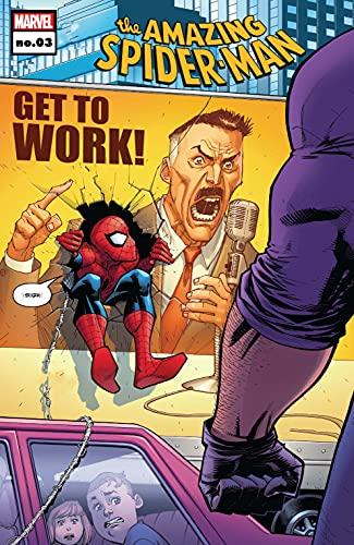 Amazing SpiderMan: NO-3 (English Edition)
