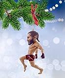 MMA UFC Christmas Ornaments Bobblehead (Jorge Masvidal)