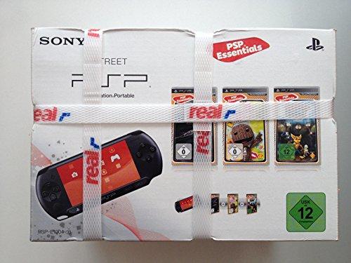 PSP E1000 black+Gran Turismo+Ratchet & Clank Size M.+ LBP
