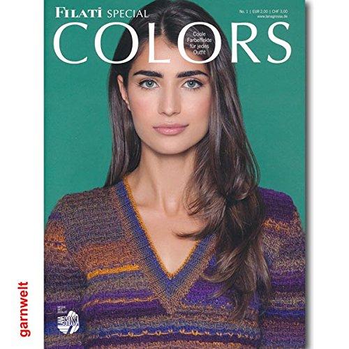 Lana Grossa Filati Special Colors 1 Strickheft mit Strickanleitungen