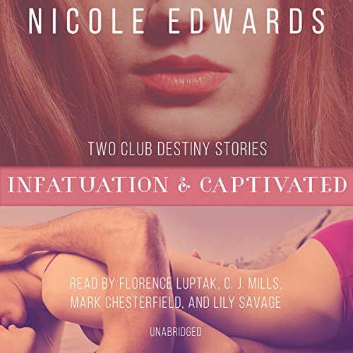 Infatuation & Captivated audiobook cover art