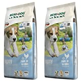 Bewi Dog 2 x 12,5 kg Puppy Sparpaket