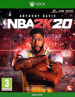 NBA 2K20 with Amazon Exclusive DLC (Xbox One)