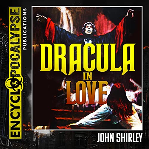 Dracula in Love cover art