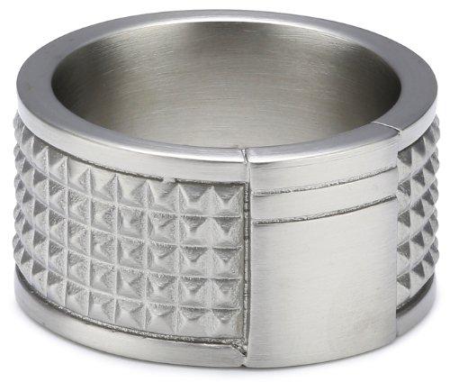 Esprit Ring Edelstahl rocks XL