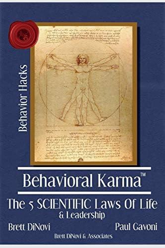 Behavioral Karma 5 Scientific Laws of Life Leadership product image