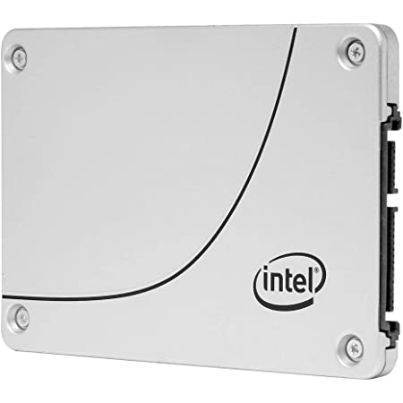 Intel SSD D3-S4510 SSDSC2KB038T801 3.84TB 3D NAND TLC SATA 6Gb/s 2.5-Inch Enterprise Solid State Drive