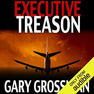 Executive Treason audiobook cover art