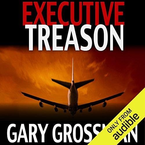 Executive Treason audiobook cover art