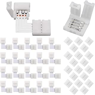 Best clicktight led strip light connectors Reviews