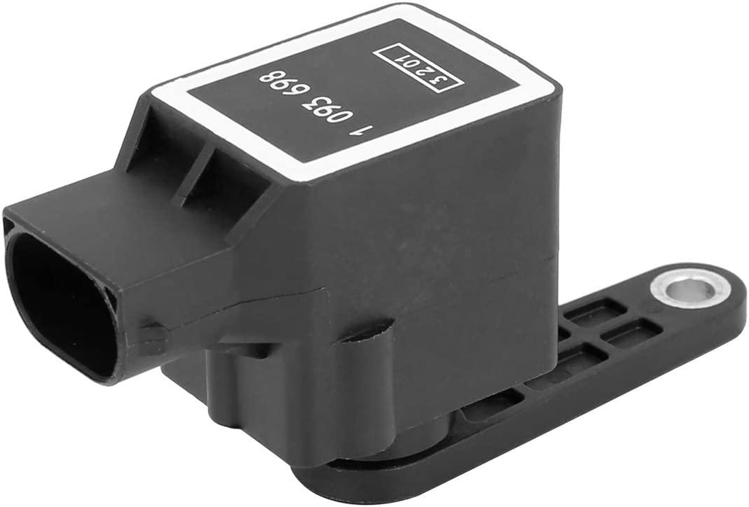 X AUTOHAUX Black Rear Left Right E46 Factory outlet Free shipping on posting reviews for Level BMW Height Sensor