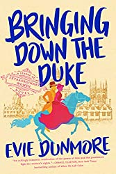 Bringing Down The Duke by Evie Dunmore. Book of the Month pick. | PNW Pixie 2019 Fall Reading List