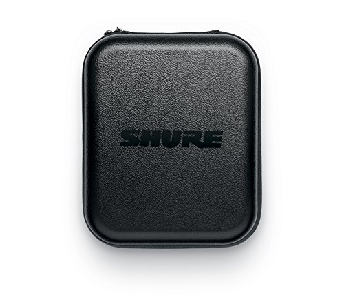 Shure HPACC3 Zippered Hard Storage Case for SRH1540 Headphones
