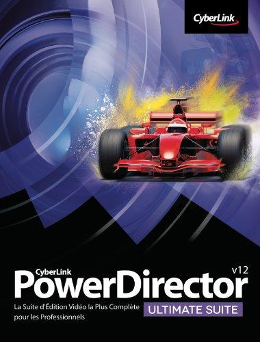 PowerDirector 12 Ultimate Suite [Téléchargement]