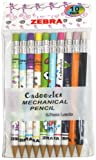 Zebra 2040 0.7 mm Cadoozle Mechanical Pencil (Pack of 10)