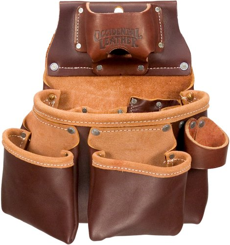 Occidental Leather 5018DB 3 Pouch Pro...