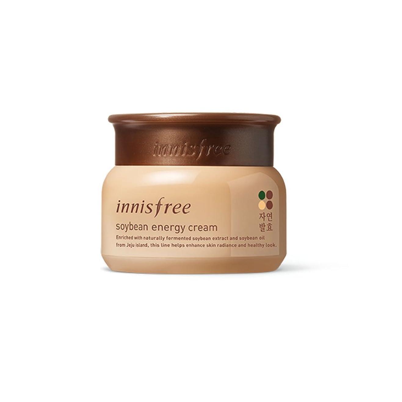 消費する音バレルイニスフリー Innisfree 発酵大豆 弾力 クリーム(50ml) Innisfree Soy Bean Firming Cream(50ml) [海外直送品]