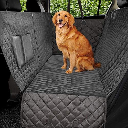 Coprisedile Auto Cane Dog Car Seat Cover Imbottita Luxury Car Travel Dog Pet Carrier Bench Seat Cover Waterproof Hammock Pet E Protettore Tappetino Antiscivolo