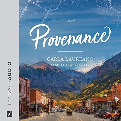 Provenance Audiobook By Carla Laureano cover art