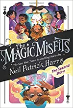 The Magic Misfits: The Second Story (The Magic Misfits (2))