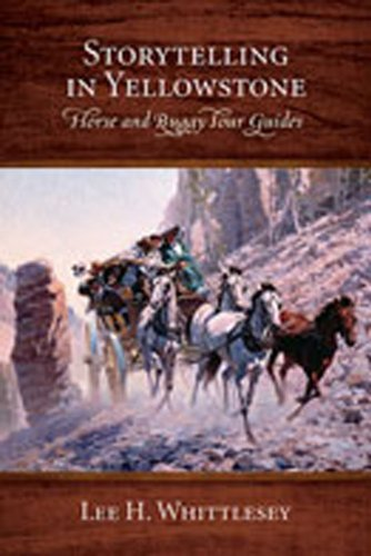 Storytelling in Yellowstone: Horse and Buggy Tour Guides