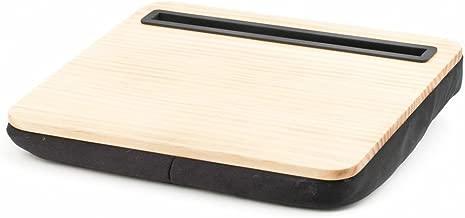 Kikkerland iBed Lap Desk, Wooden (US039W)