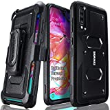 Samsung Galaxy A70 Case, COVRWARE [ Aegis Series ] with Built-in...