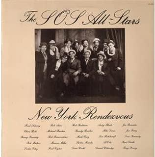 New York Rendezvous LP (Vinyl Album) US Chase 1987