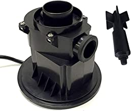 Summer Waves 1500 GPH X1500 Pool Filter Pump Motor with Extra Rotor