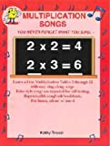 Audio Memory Multiplication Songs Workbook & CD Set