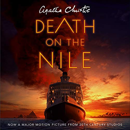 『Death on the Nile』のカバーアート