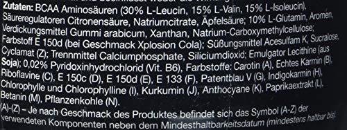 Olimp BCAA XPlode , Zitrone, 500 g - 6